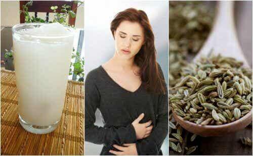 5 naturlige behandlinger for å bekjempe nervøs gastritt
