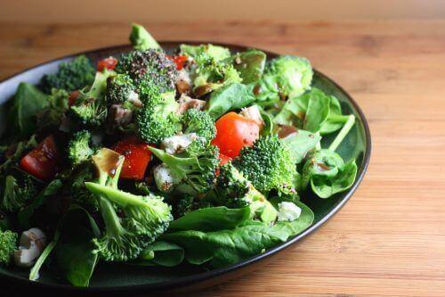 7 proteinrike grønnsaker for vekttap