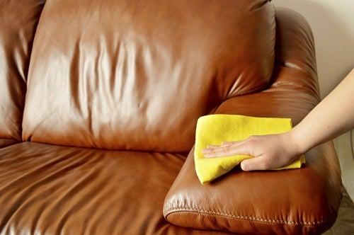 Vicks VapoRub kan bidra til å stoppe kjæledyret ditt fra å komme nær møblene