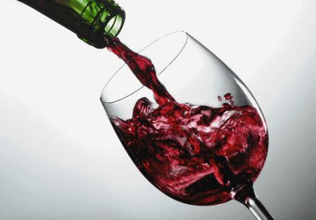 Vin kan endre ansiktets utseende