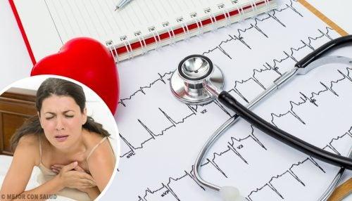 6 unormale grunner til at du føler hjertebank