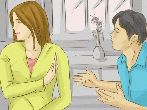 Lær å sette grenser i dine personlige forhold