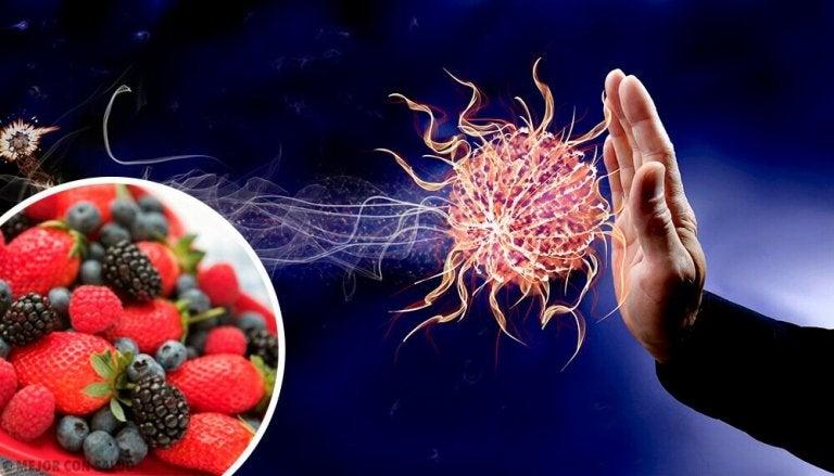 9 matvarer som vil styrke immunforsvaret ditt