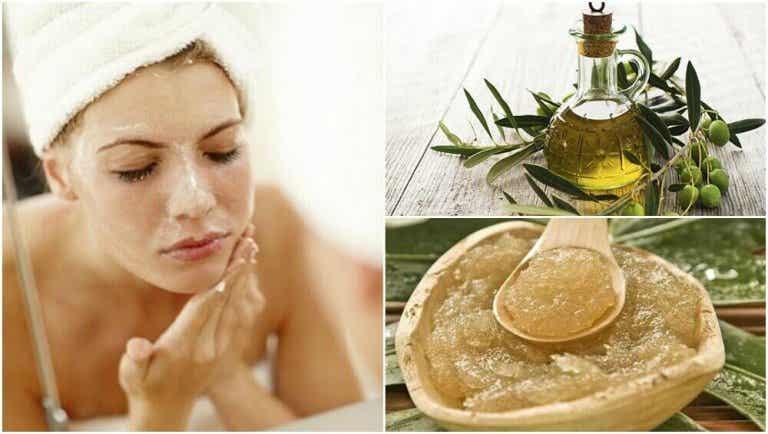 5 olivenoljebehandlinger for huden din