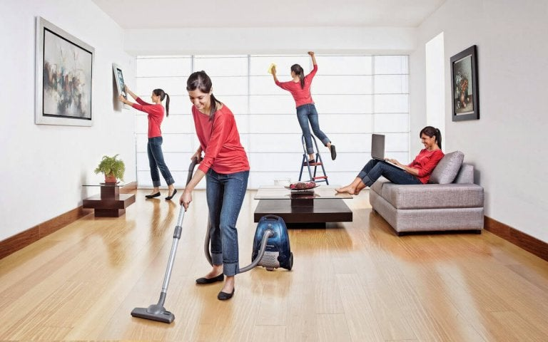 10 tips for å holde huset ditt rent