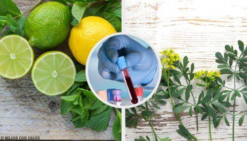 Carrulim: En naturlig remedie med vinrute og sitron