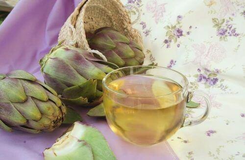 Bekjemp fettlever naturlig med artisjokkvann