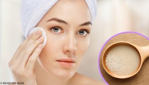 E-vitamin er bra for huden