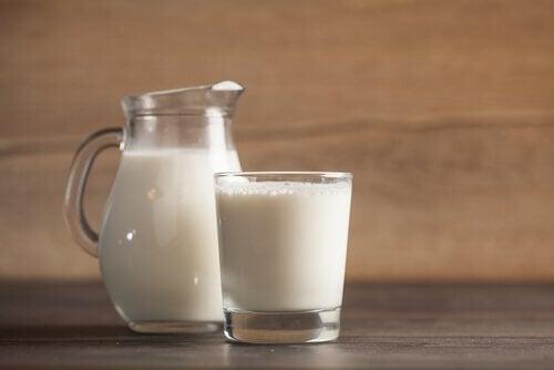 Melk og honning