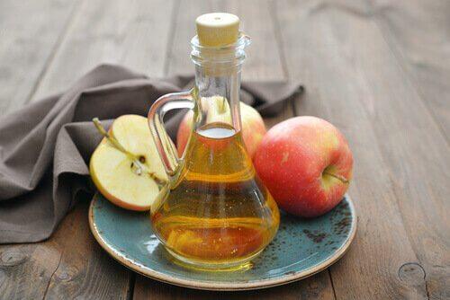 Eplecidereddik med epler