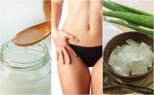 5 behandlinger for å bekjempe vaginitt naturlig