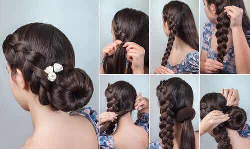 5 vakre frisyrer for en uanstrengt look