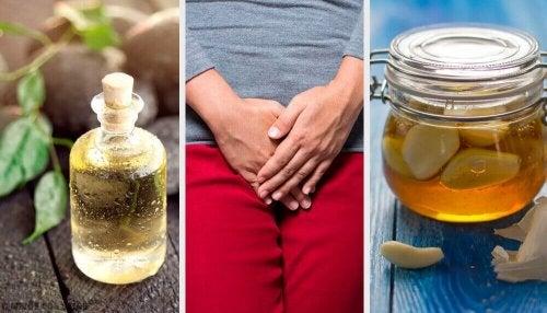 9 remedier mot vond lukt i underlivet