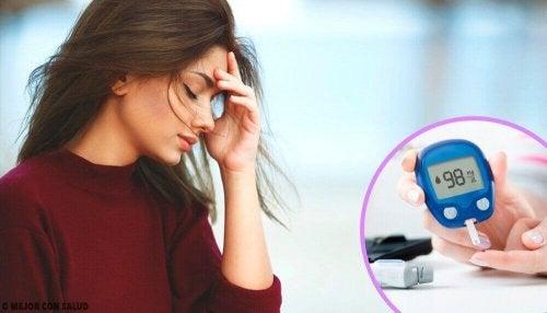 7 tegn på at du har høyt blodsukker