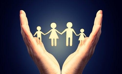 Giftige familier skaper dårlige kår for barna