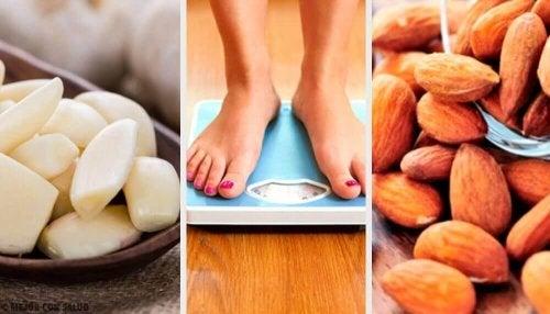 7 sunne ketogene matvarer for vekttap