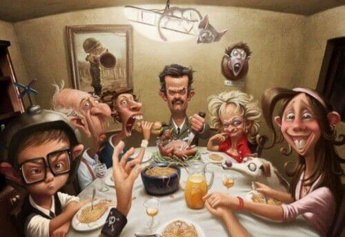 Giftige familier