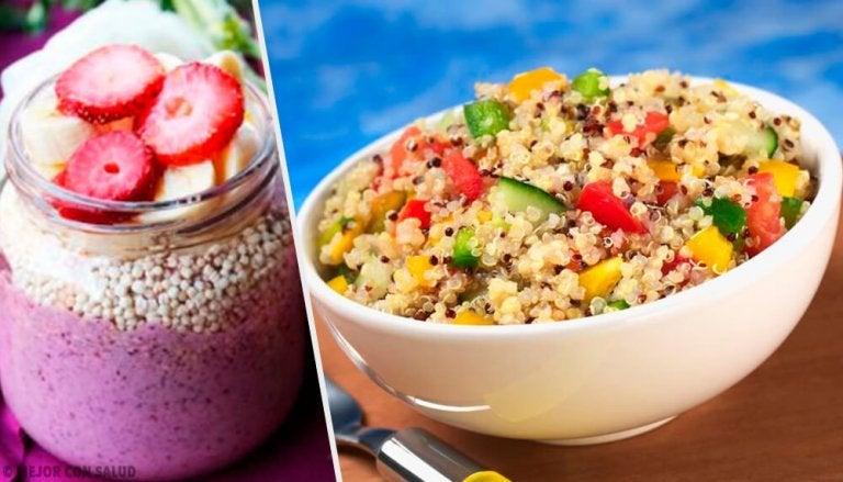 Hvorfor du bør spise quinoa
