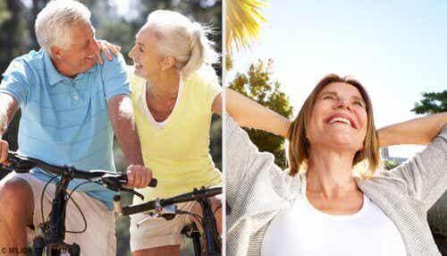Hvordan kan man holde seg i form etter 50?