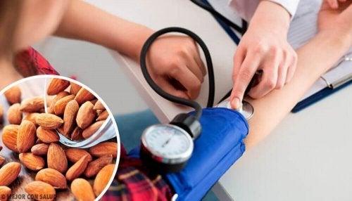 Matvarer for å behandle lavt blodtrykk