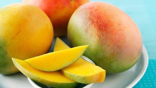 Mango i næringsrike salater