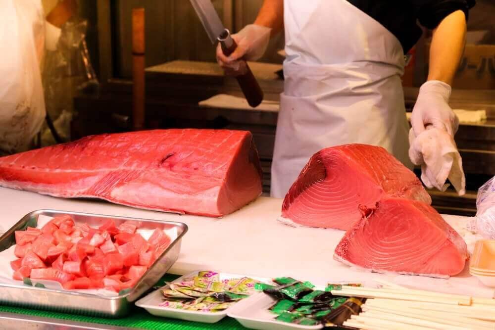 Makrellstørje