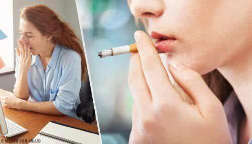 6 farlige vaner som er like ille som røyking