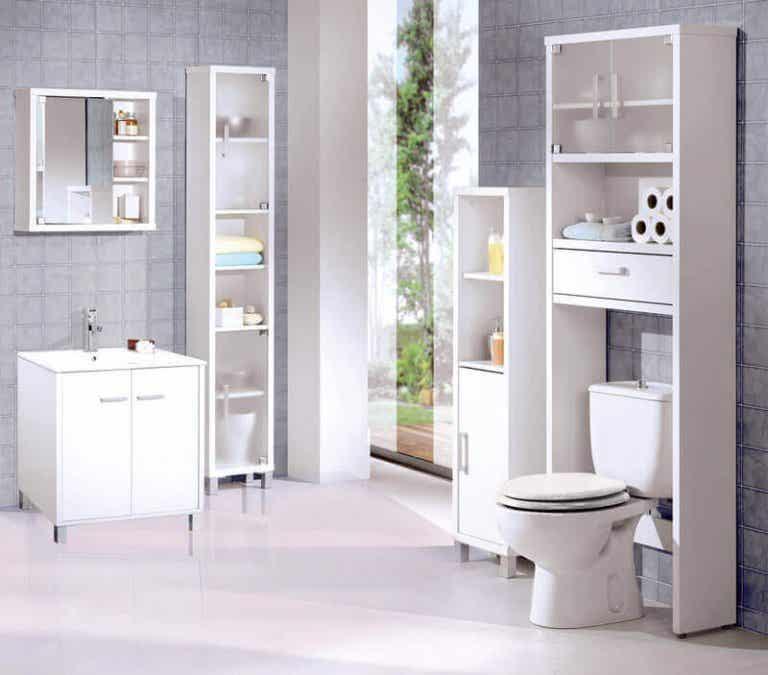 Noen tips for å rengjøre badet effektivt