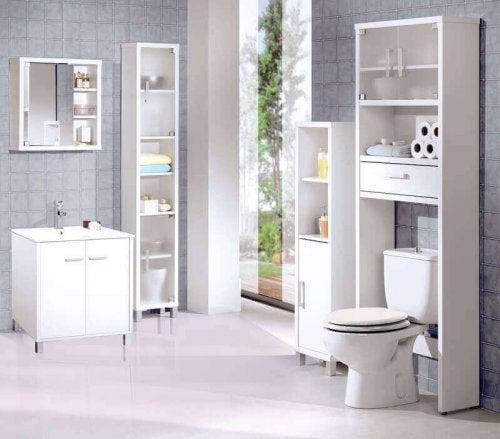 Tips for å rengjøre badet effektivt
