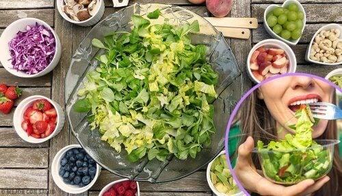 5 næringsrike salater som er enkle å tilberede