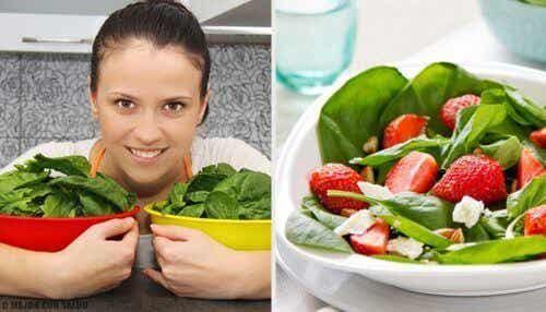 Velsmakende spinatoppskrifter du bør legge til kostholdet ditt