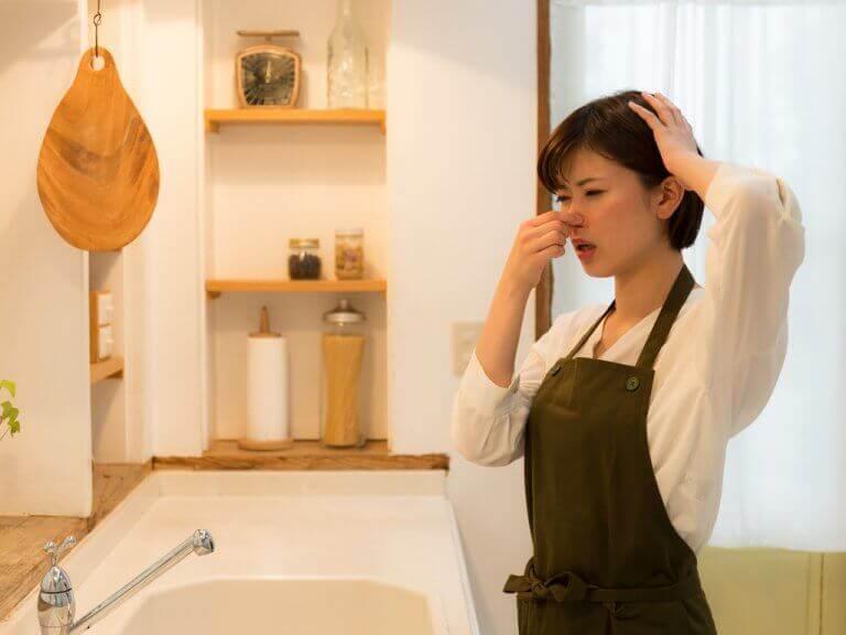10 triks for å bli kvitt dårlig lukt på kjøkkenet