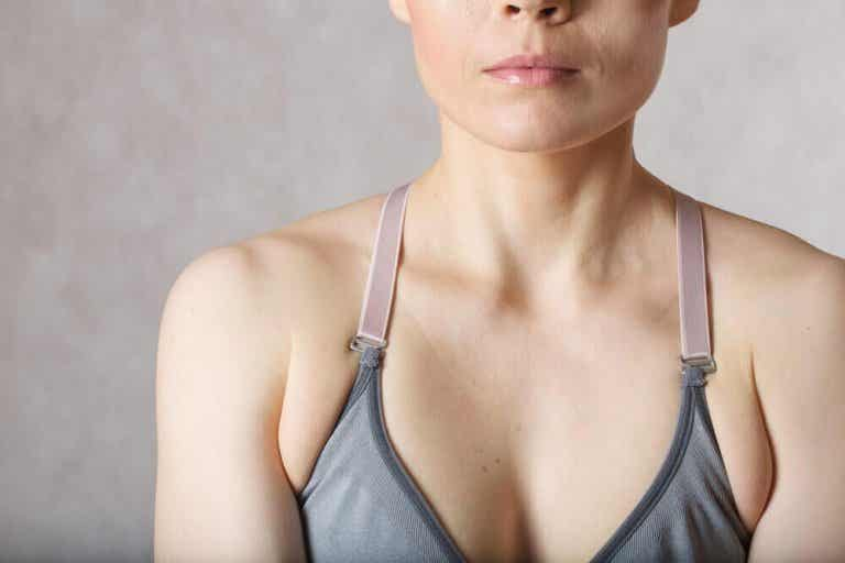 Øvelser for å bli kvitt fett under armene