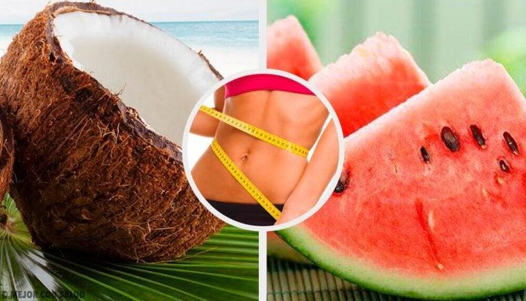 Har du lyst til å lære hvilken frukt som brenner fett?