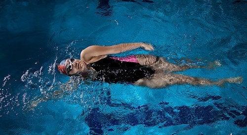 Svømming som en av dine øvelser