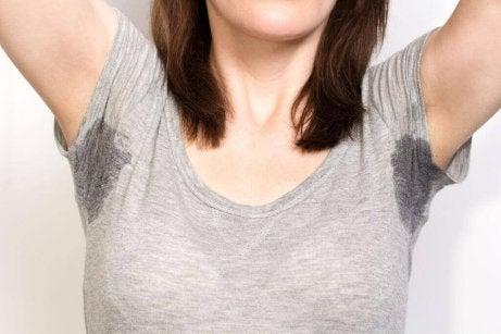 Fem gode tips for å redusere svetting