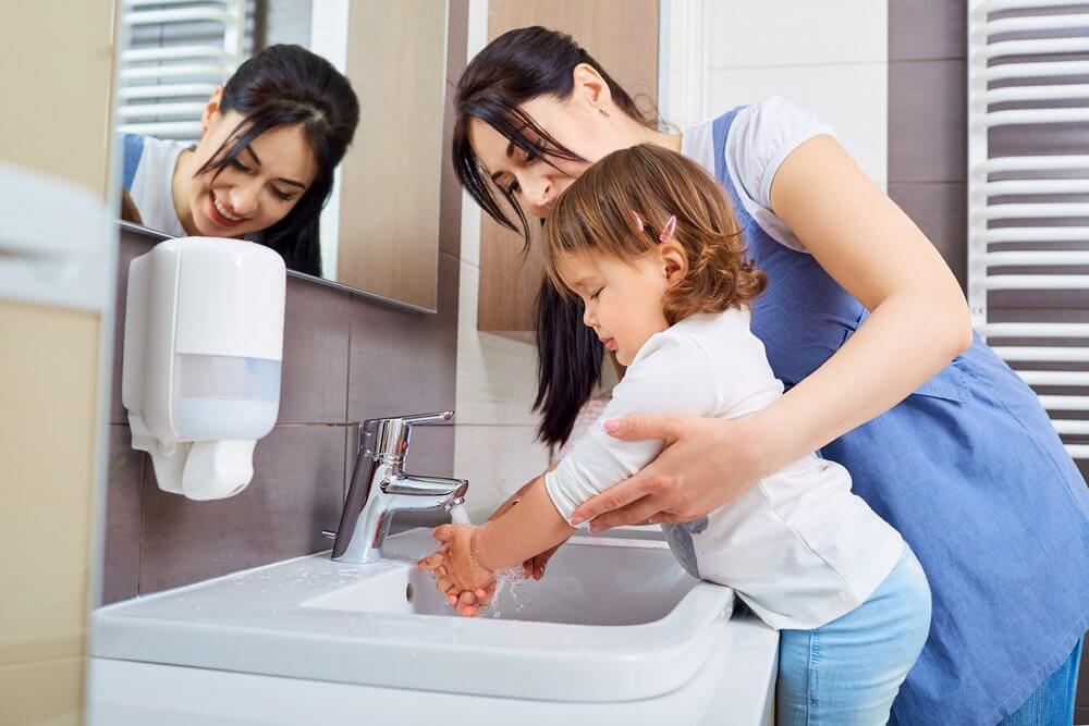 Reduser risiko for smitte med god hygiene