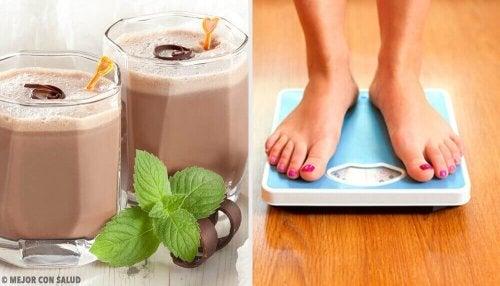 Nydelige detox-drikker som bidrar til vektnedgang