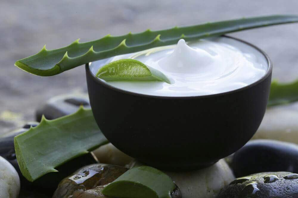 Sunnere hår med aloe vera