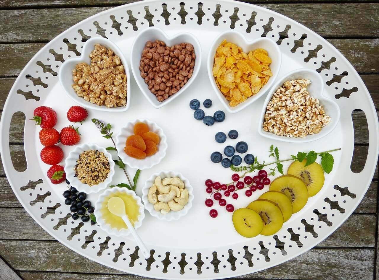 Begrens karbohydratene