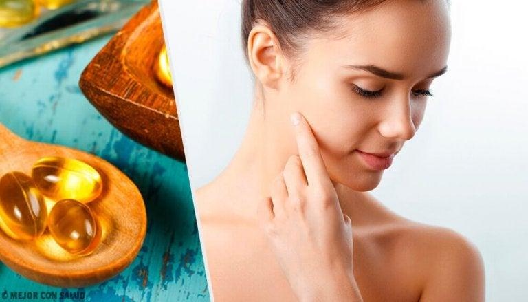 5 gode måter å bruke E-vitaminkapsler på huden din på