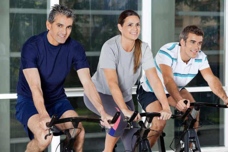 Ideelle øvelser og trening for folk over 40