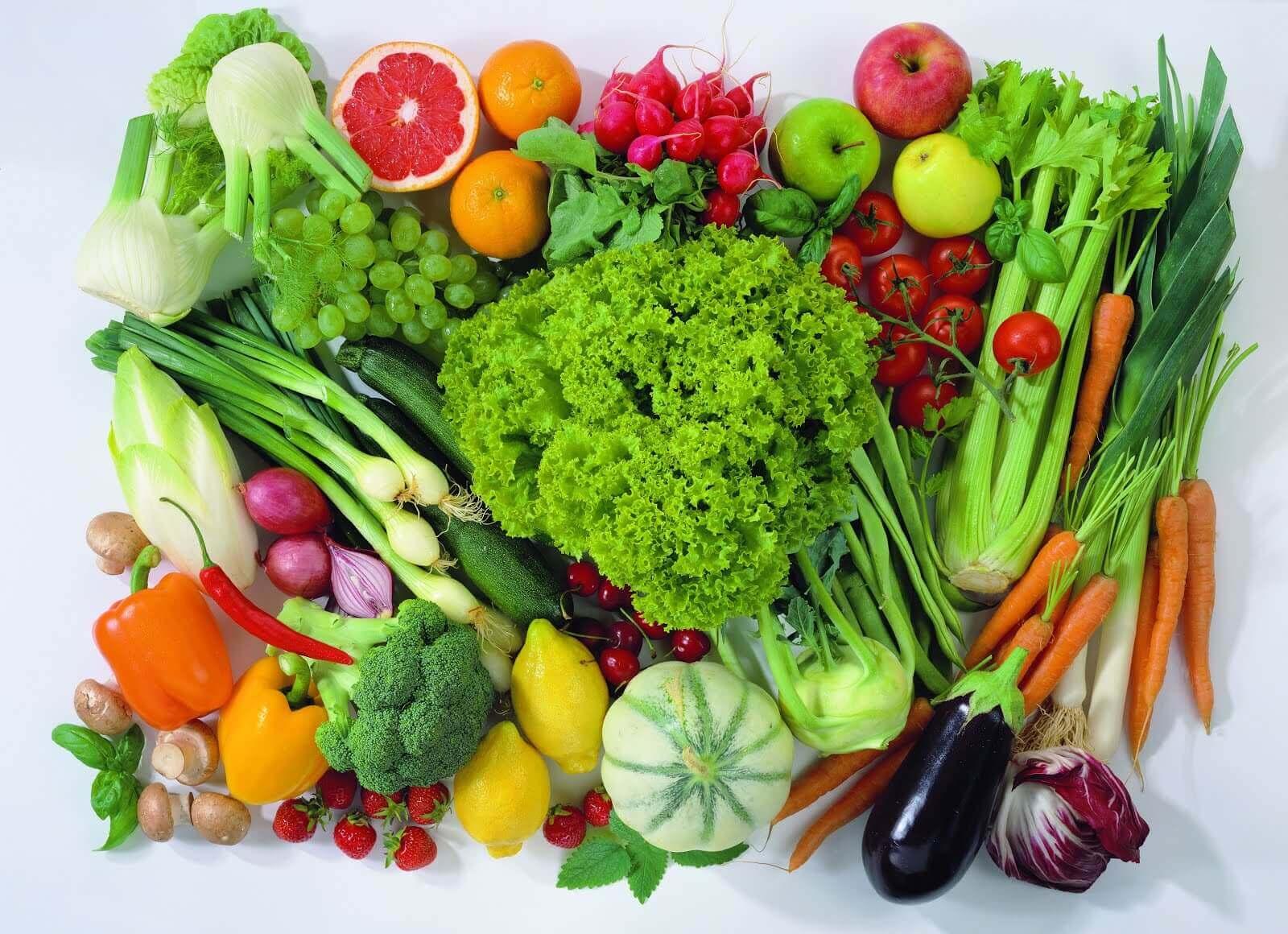 Legg til flere grønnsaker til måltidene dine