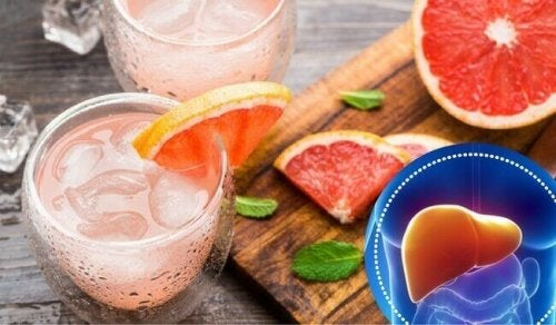 Grapefrukt i detox-dietter