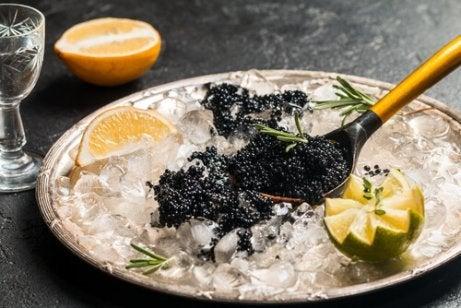 Russisk kaviar