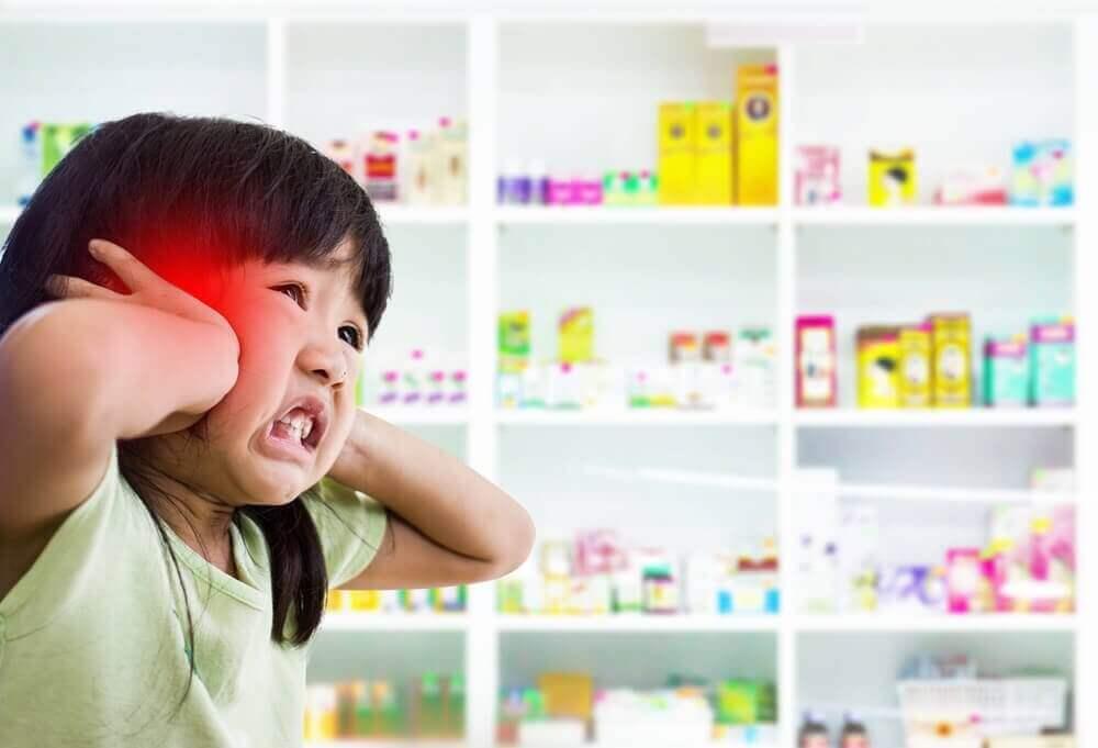 Barn med smerter