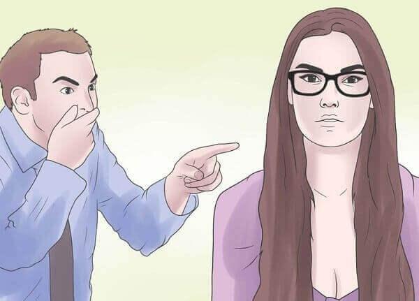 Subtil verbal mishandling i parrelasjoner