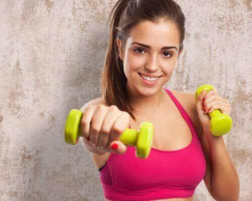 7 øvelser for å transformere kroppen din på 4 uker