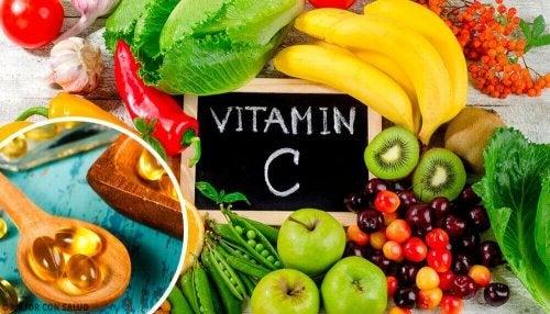 Vitamin C mot nyrestein