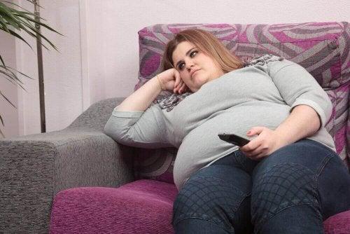 6 typer fedme og årsaken til hver av dem